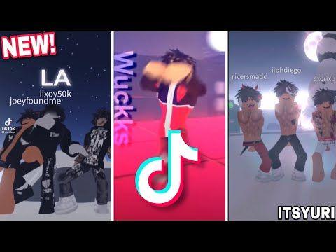 Roblox Slender Tiktok Compilation 5 Itsyuri Youtube Em 2021
