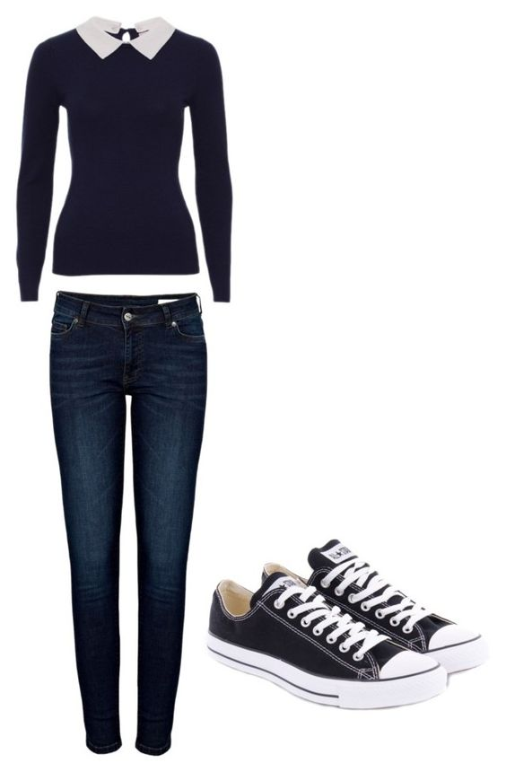 """bored"" by malfaro-953 ❤ liked on Polyvore"