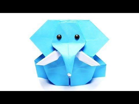 Origami Elephant:Amazing Paper Elephant Making Step-by-Step ... | 360x480