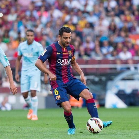 "Xavi says team looked good http://ow.ly/C22bo  Xavi: ""L'equip s'ha agradat"" http://ow.ly/C22dl  Xavi: ""El equipo se ha gustado"" http://ow.ly/C22eh  #FCBGranada #Xavi"