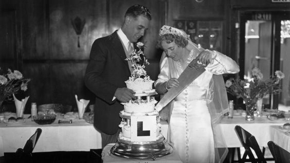 wedding registries through the ages; history of wedding registry