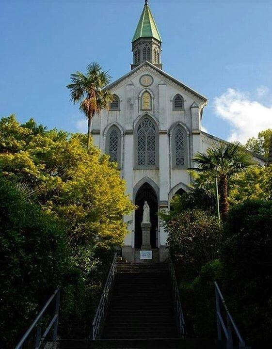 日本-天浦天主教堂