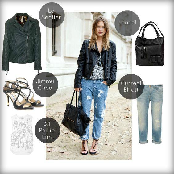 Street Fashion   Street Style Paris – Casual