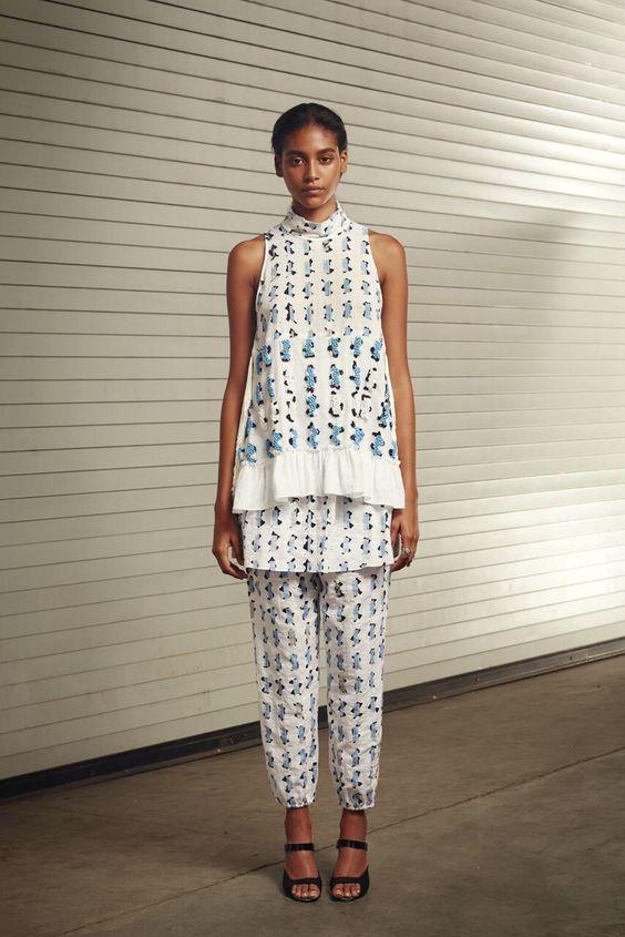 Rachel Comey Spring 2015 RTW❤
