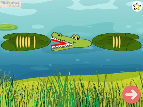 El cocodrilo come-palillos (1-10)