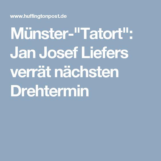 "Münster-""Tatort"": Jan Josef Liefers verrät nächsten Drehtermin"