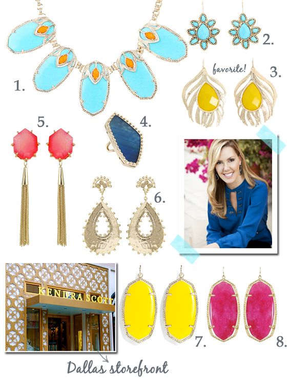 Luella & June Interview #kendrascott, support Austin designers :)