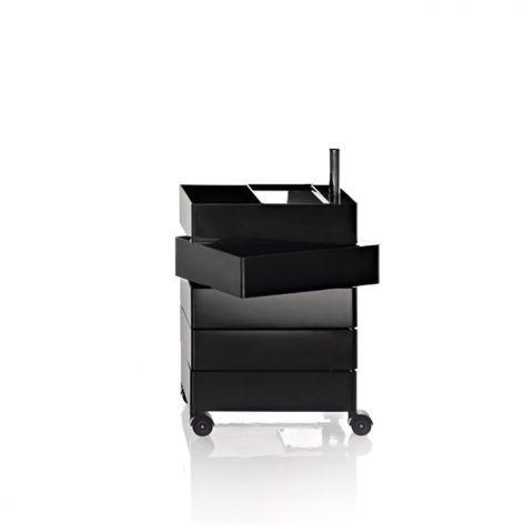 Magis Schubkastencontainer 360°, schwarz. #artvoll #Designer #KonstantinGrcic www.artvoll.de