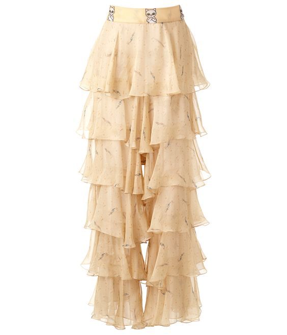 SUPERSWEET x moumi Tiered Trousers