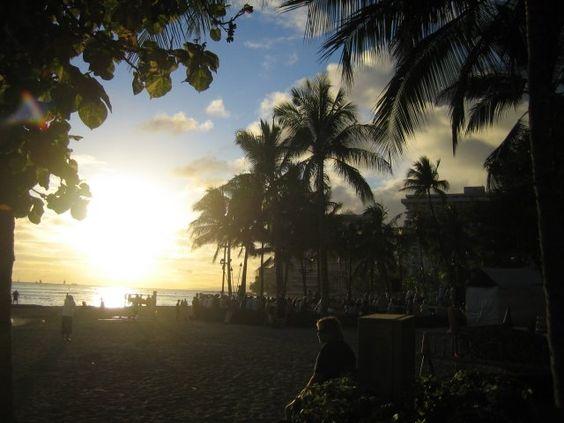 2007/04 #Hawaii / #Waikiki