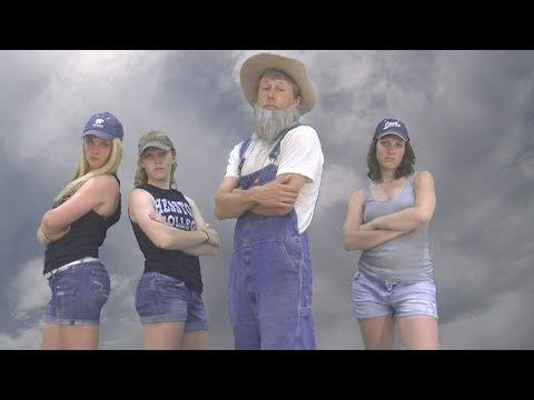 ▶ Farmer's Daughter PSY - Gentleman Parody - YouTube