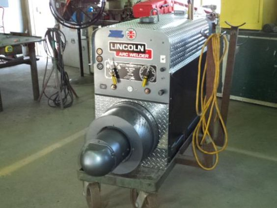 Bill's Welding SA-200 | 1956 sa 200 lincoln shorthood runs great and welds great new