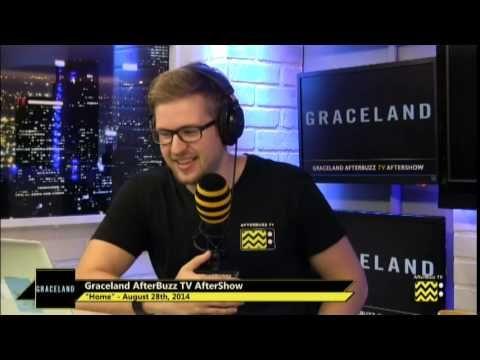 "Graceland After Show Season 2 Episode 11 ""Home"" | AfterBuzz TV"
