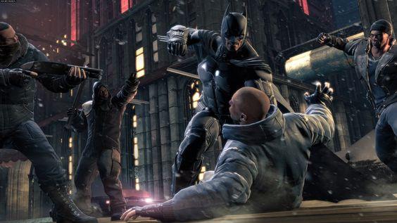 Batman: Arkham Origins PC, X360, PS3 Games Image 26/55, WB Games Montreal, Warner Bros Interactive Entertainment