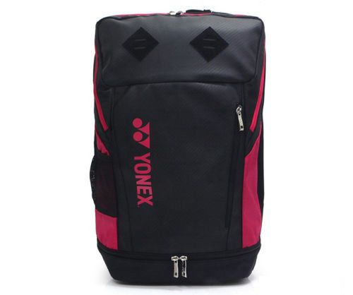 2017 Yonex Tennis Backpack Racket Sports Squash Badminton Rucksack Red Bag2712ex Yonex Yonex Tennis Tennis Backpack Backpacks