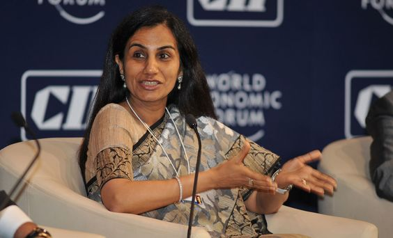 INVESTORS KEEN ON INDIA Chanda Kochhar, managing director and chief executive officer, ICICI Bank, India, at the India in the New Global Reality (Opening Plenary Session) during the India Economic Summit 2011 in Mumbai, Nov. 13, 2011. [©World Economic Forum (www.weforum.org) | Eric Miller (emiller@iafrica.com) | Wikimedia Commons]    Helped by the government's consistent steps to http://siliconeer.com/current/2015/01/22/investors-keen-india/