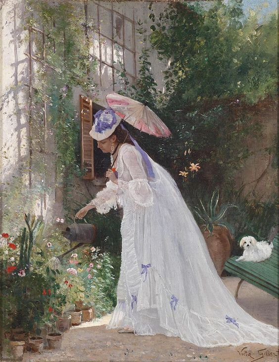 French Painters: GILBERT Victor-Gabriel