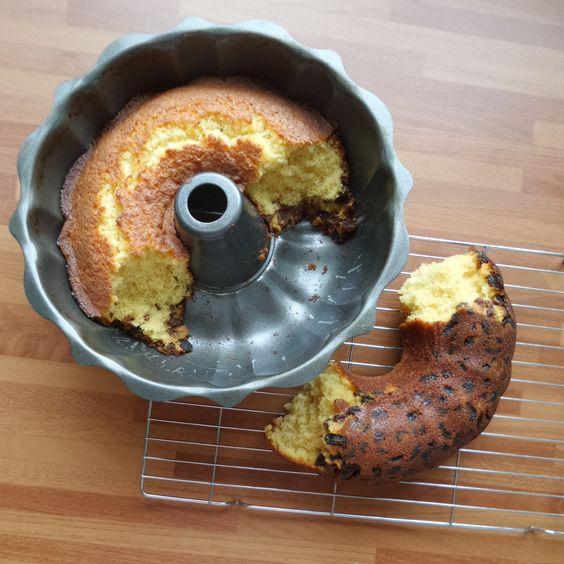 Peruvian Corn Cake - Around the World in 80 Bakes