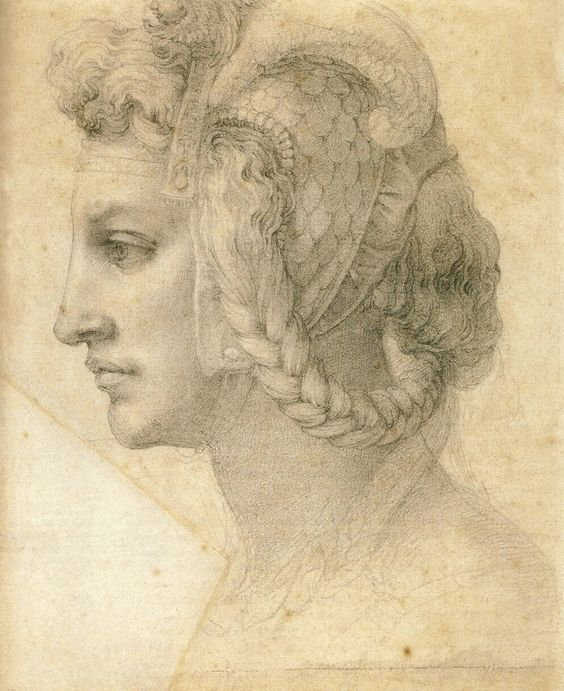 March 6: Birthday of Michelangelo, artist and sculptor (featured-- the link is to a virtual gallery, biography, and numerous other resources); Elizabeth Barrett Browning, poet; and American actress Ellen Muth.