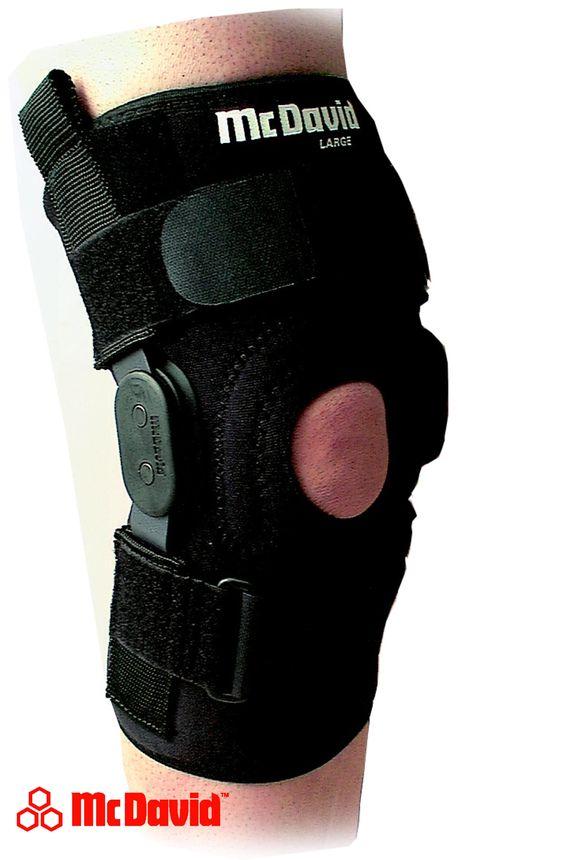 PSII Gelenk-Kniestütze 429 (Level 3) Diese Stütze ist mit zwei mittleren und zwei seitlichen Federstahlstützen mit verstellbaren Riemen und einer hervorragenden hufeisenförmigen Abstützung zur Unterstützung der Kniescheibenführung versehen :: http://www.reviwell.at/de/therapie/therapie-mcdavid/therapie-mcdavid-knie-oberschenkel/psii-gelenk-kniestutze-429-level-3.html
