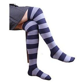 harry potter serdaigle genou chaussettes coton bas 2000 chez lightinthebox harrypotter
