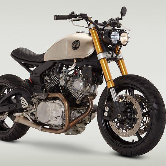 Norman Reedus' Classified Moto Yamaha XV920R
