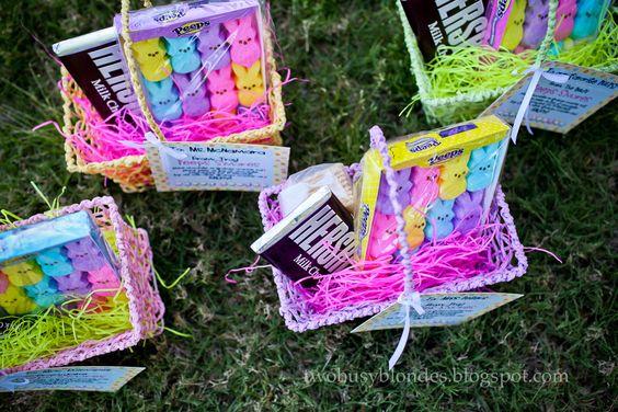 Teacher gift for Easter