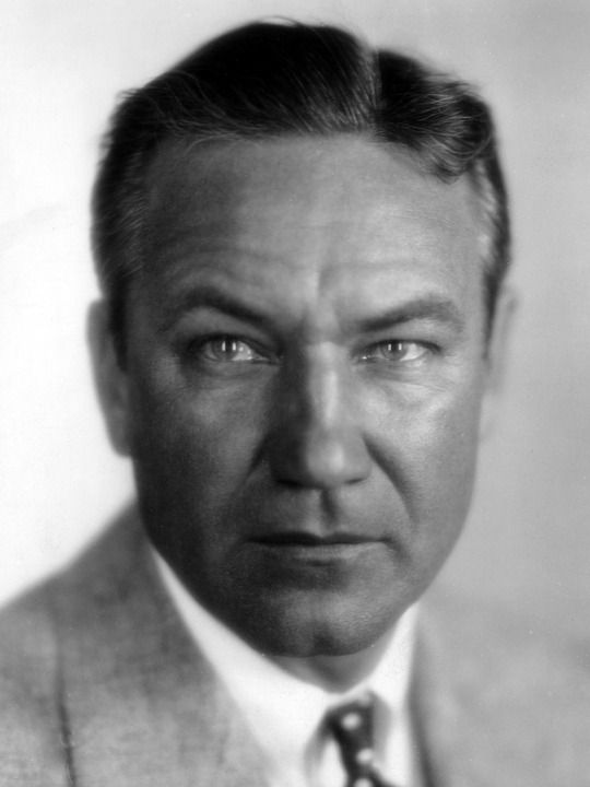 "Victor Fleming - Remembered for directing ""Gone With The Wind"" and ""The Wizard of Oz"", he was so much more. He was an innovative cinematographer in the silent era and was the director who took sound out of the studio.:"