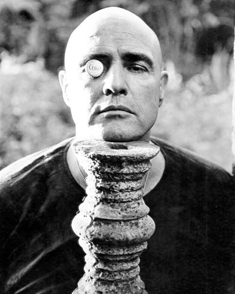 Marlon brando #marlonbrando #apocalypsenow #actor #photoshoot #ontheset #film #cinema #photography #classic #1970s