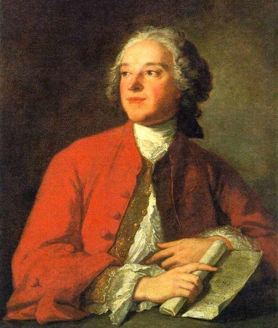 """Pjer Ogisten Karon de Bomarše - pisac komedija """"Seviljski berberin"""" i """"Figarova ženidba"""""""