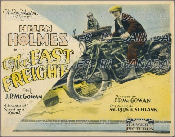 The Fast Freight (1926)
