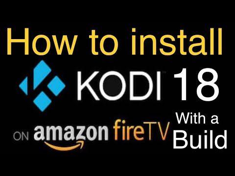 Tv Tuner For Kodi Firestick Too Youtube Kodi Amazon Fire