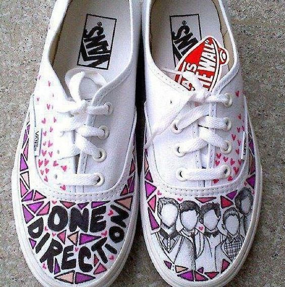 One Direction Shoes xxx