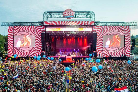 Sziget Festivali: