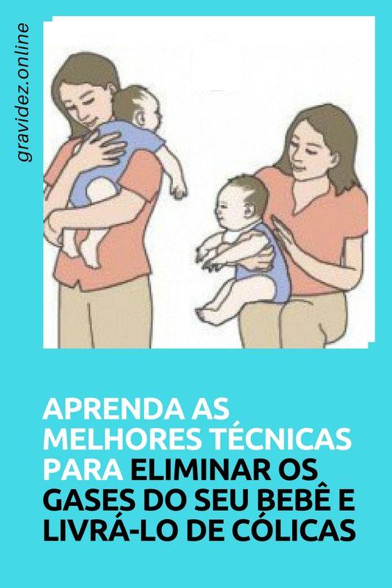 Como Aliviar A Dor E O Incômodo Dos Gases E Cólicas Nos Bebês Bebê Com Gases Cuidados Com O Bebê Colicas Bebe