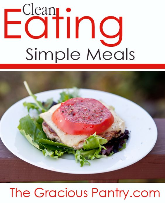 Clean eating simple meals meals you can make on a budget for Recipes with minimal ingredients