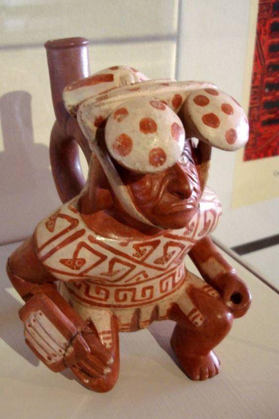 Museo Nacional de Antropología, Arqueología e Historía del Perú.