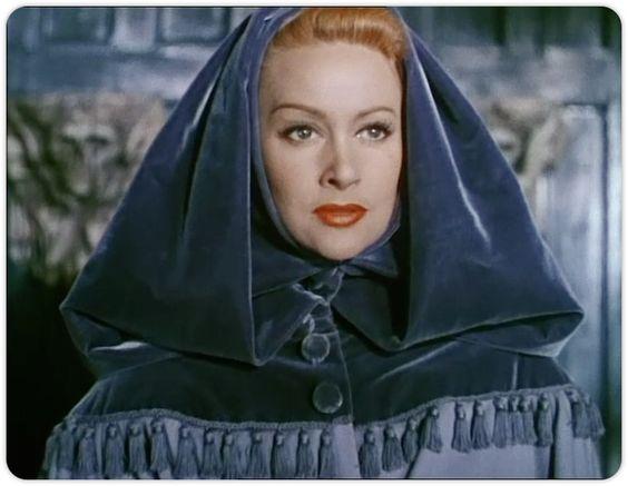 """Martine Carol - """"Lucrèce Borgia"""" (1953) - Costume designer : Marcel Escoffier"""
