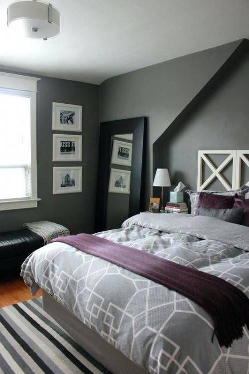 10 Romantic Bedroom Ideas For Couples In Love Bedroomideasforcouples Romanticbedroomideas Purple Master Bedroom Purple Bedroom Design Master Bedrooms Decor