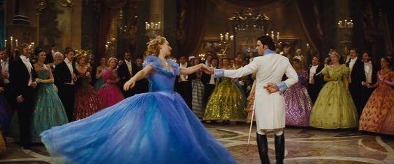 Cinderella 2015 The Ball Dance Cinderella Movie Cinderella 2015 Girls First Communion Dresses