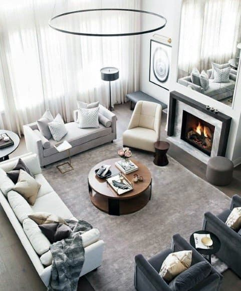 Top 50 Best Living Room Lighting Ideas Interior Light Fixtures In 2020 Living Room Lighting Living Room Lighting Design Living Room Design Modern