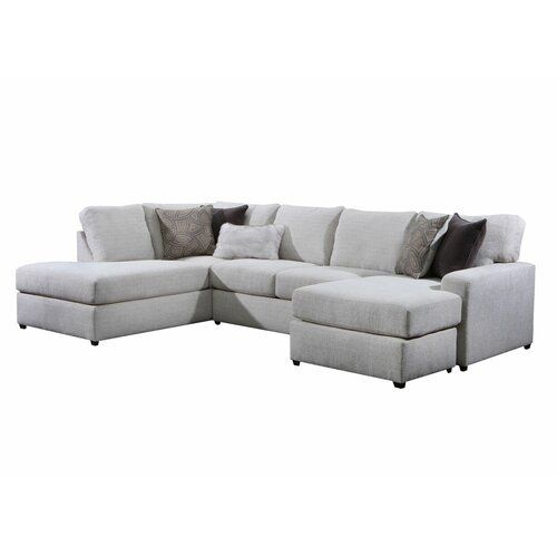 Brayden Studio Niagara Sectional Wayfair Reclining Sectional Sectional Sofa Furniture
