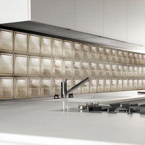Bloques de vidrio ladrillos de vidrio revestimientos de - Ladrillo de cristal ...