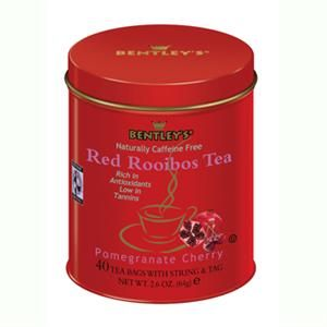 Pomegranate Cherry Rooibos Fair Trade Certified