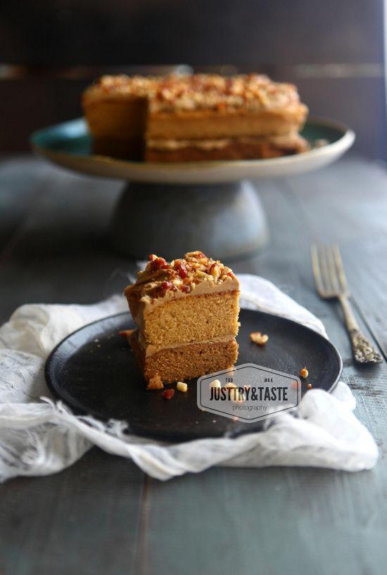 Resep Bolu Moka Nougat Jtt Memanggang Kue Makanan Resep Kue