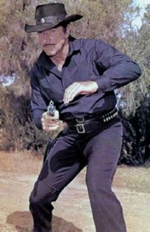 Richard Boone--Actor--best known on TV for his role on Have Gun Will Travel and also Hec Ramsey 1917-1981