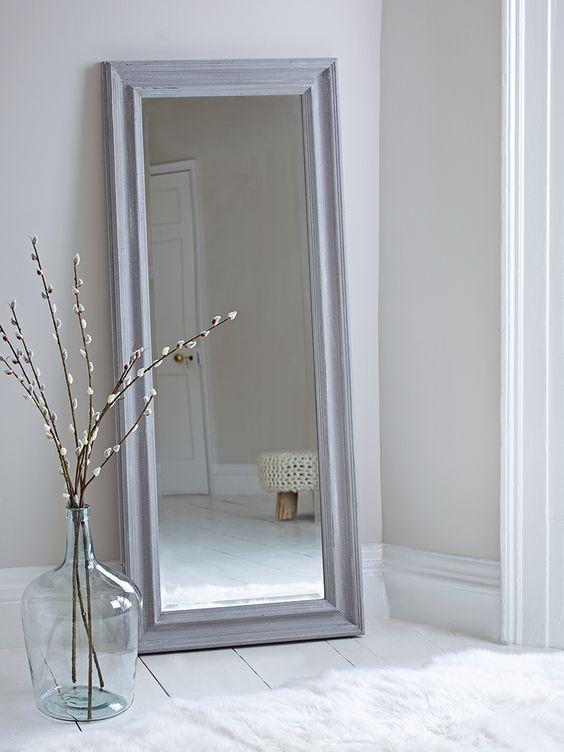 Inga Full Length Mirror  |  Cox & Cox