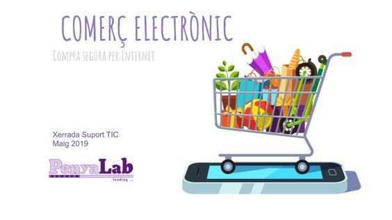 Presentació 'Comerç electrònic'