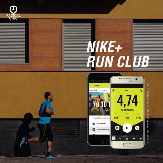 A dica de hoje é para quem está querendo ficar em forma! Já ouviu falar do app Nike+ Run Club? 👉 http://bit.ly/NikeRunAPP Basicamente, ele ajuda a monitorar e guardar as informações do seu treino: quanto você correu, suas melhores marcas e você pode comparar o resultado com os seus amigos que também são apaixonados por corrida! Fica a Dica! #TodaHoraÉDiaDeCorrer #TodaHoraÉ #NikeRunClub #RadicalChic #FicaDica #DicaFitness #Saúde #VidaSaúdavel #NikeRun