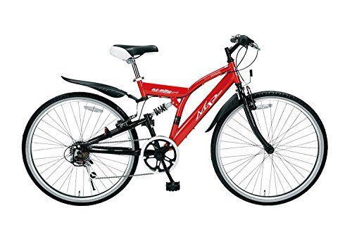 My Pallas(マイパラス) クロスバイク26インチ6段変速 リアサスペンション付 カラー/レッド M-650-2-RD My Pallas(マイパラス) http://www.amazon.co.jp/dp/B004MWUFFW/ref=cm_sw_r_pi_dp_iFt8ub0SNYX86